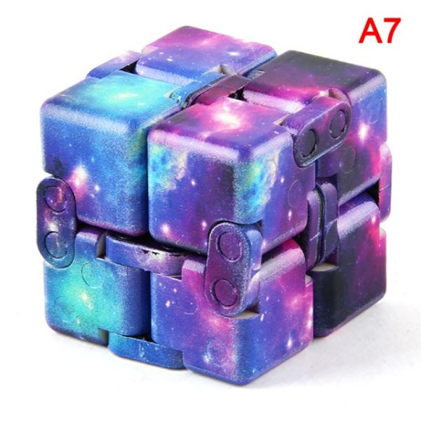 Children Adult Decompression Toy Infinity Magic Cube Square Puzzle Toys Relieve Stress Funny Hand Game Four 6.jpg 640x640 6 - Black Clover Merch Store