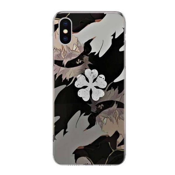 Manga Anime Black Clover Phone For Apple Iphone 13 Pro Max 11 12 Mini Case X 4.jpg 640x640 4 - Black Clover Merch Store