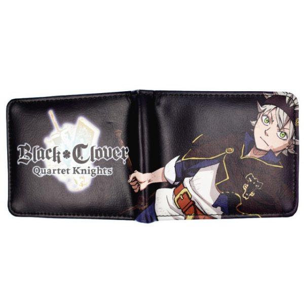 New Arrival Anime Cartoon Black Clover Wallet Short Purse for Young 1.jpg 640x640 1 - Black Clover Merch Store
